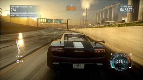 Need for Speed The Run PC Gameplay Screenshot