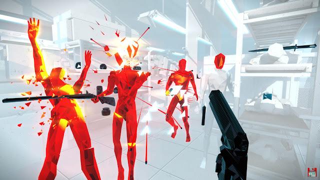 Imagem do Superhot: Mind Control Delete