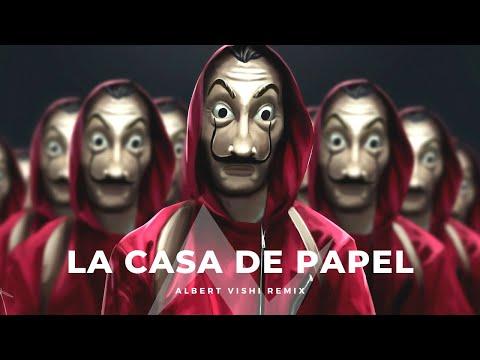 LA CASA DE PAPEL THEME LYRICS-ALBERT VISHI-LyricsOverA2z