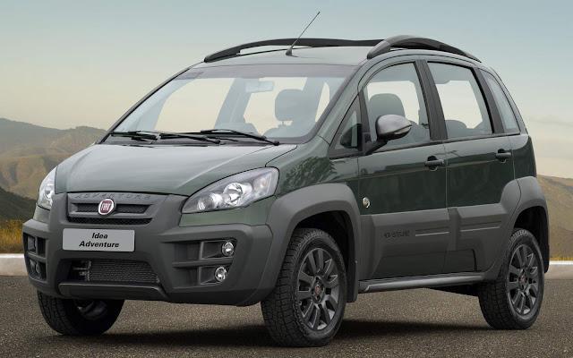 Fiat Idea 2016 Adventure Extreme
