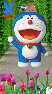 wallpaper doraemon hd untuk hp android