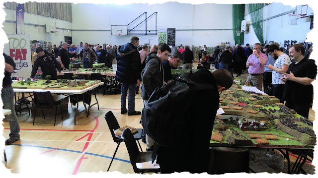 Falkirk District Wargames Club Carronade 2017