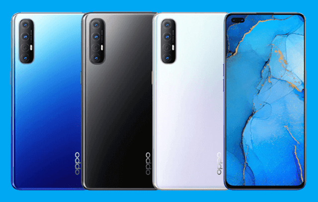 OPPO Reno3 Pro with 44MP dual selfie cams and Helio P95 announced in India