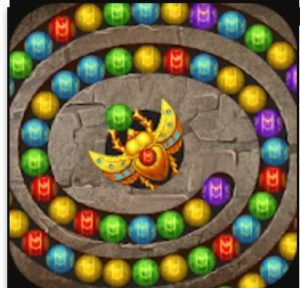 شعار لعبة زوما Jungle Marble Blast