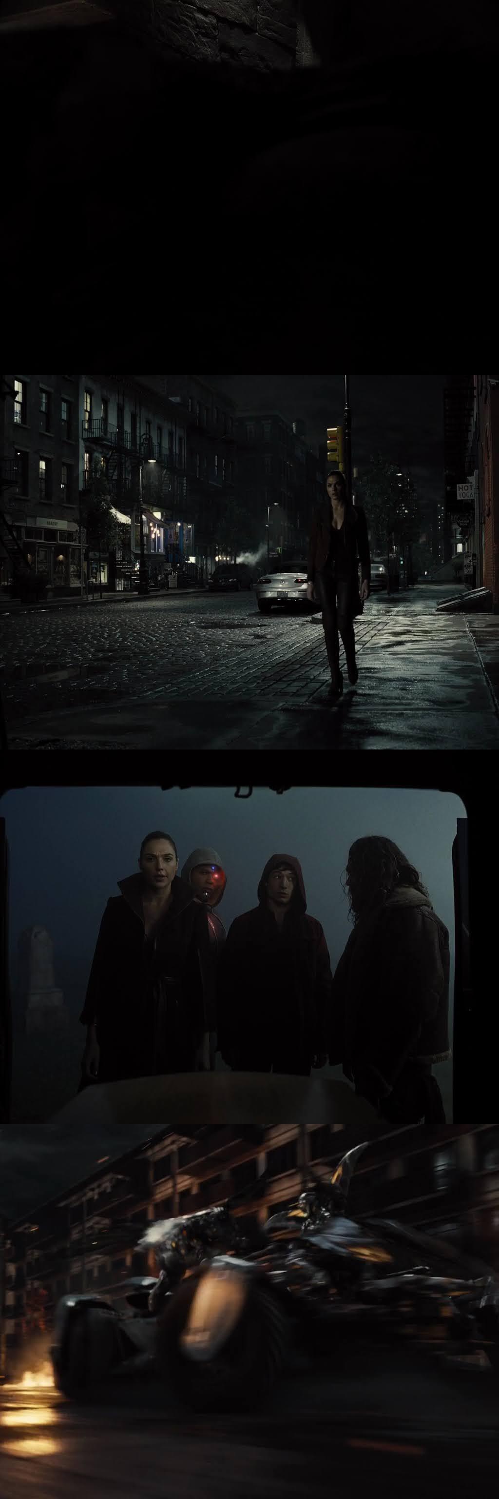 La Liga de la Justicia de Zack Snyder (2021) HD 1080p Latino