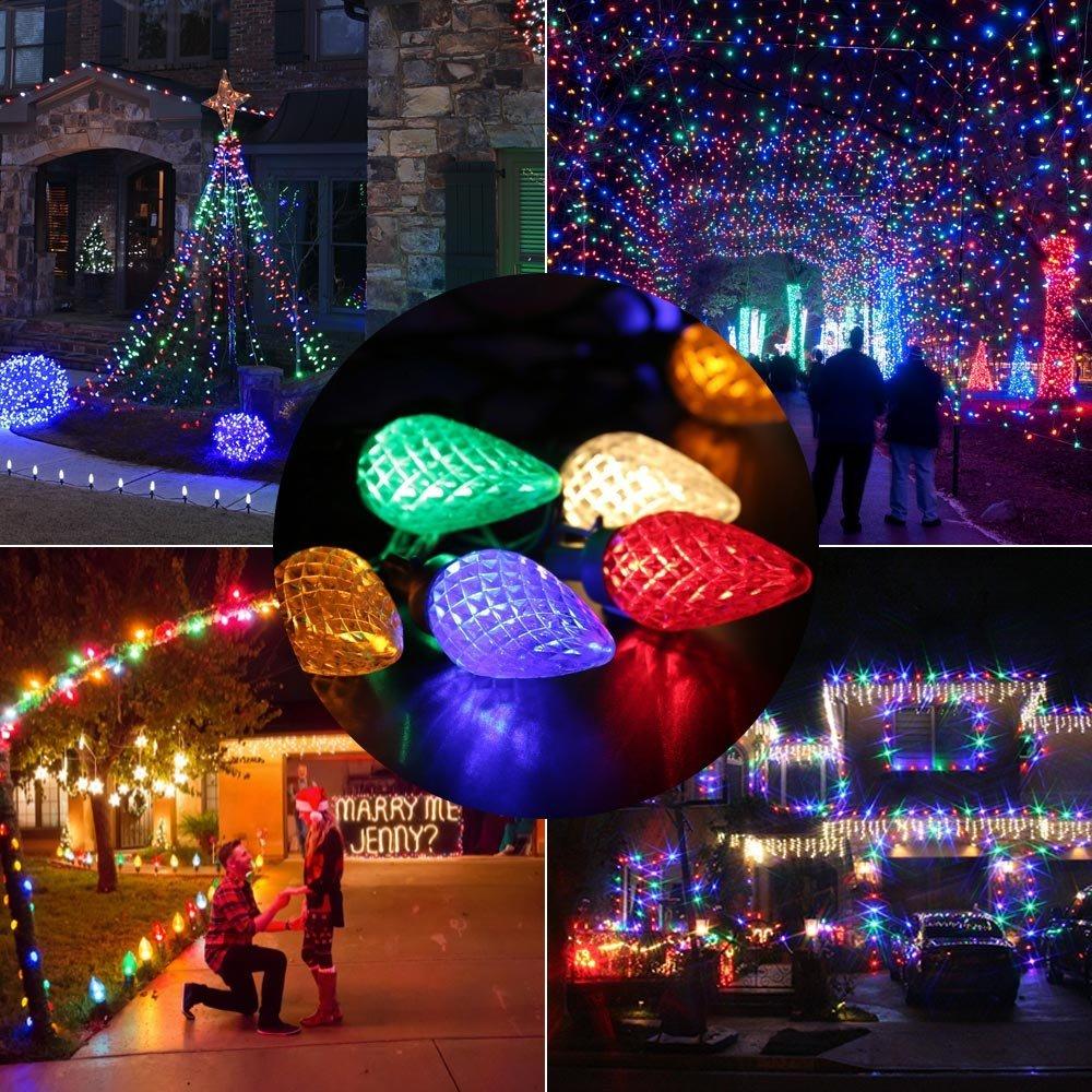 15 Christmas Tree Lights You Can Buy On Amazon