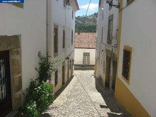 Rua Antão Dias de Castelo de Vide, Portugal (Streets)