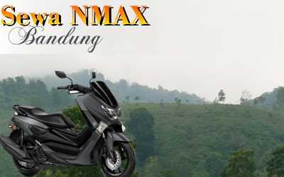 Rental sepeda motor N-Max Jl. Pahlawan Bandung