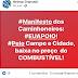 Prefeito Neimar Granoski, primeiro prefeito da Cantu a apoiar a Greve dos Caminhoneiros