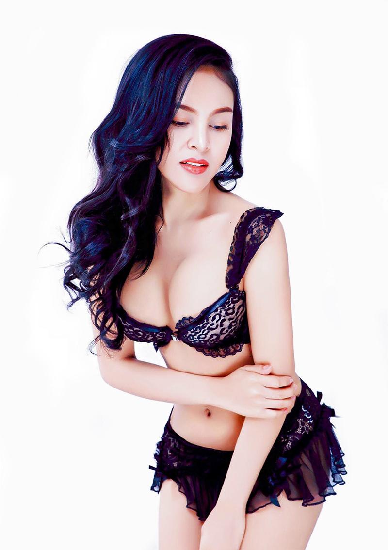 Deny Kwan cewek manis dan imut super hot