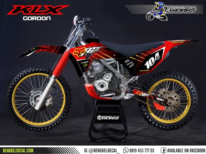 KLX Gordon FOX