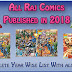 Raj Comics Released in 2018 Complete List Year Wise