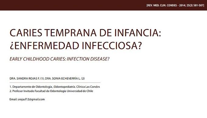 PDF: Caries temprana de infancia: ¿Enfermedad infecciosa?