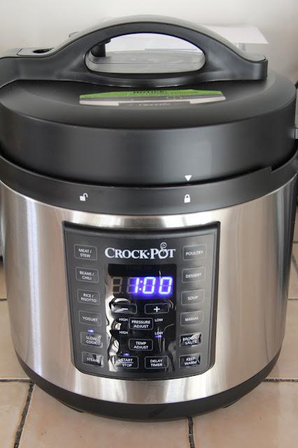 Crock-pot multicooker recetas