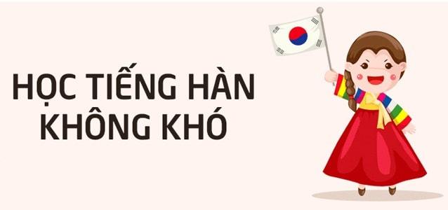 Dạy Tiếng Hàn