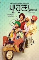 Parahuna 2018 Punjabi 720p HDRip