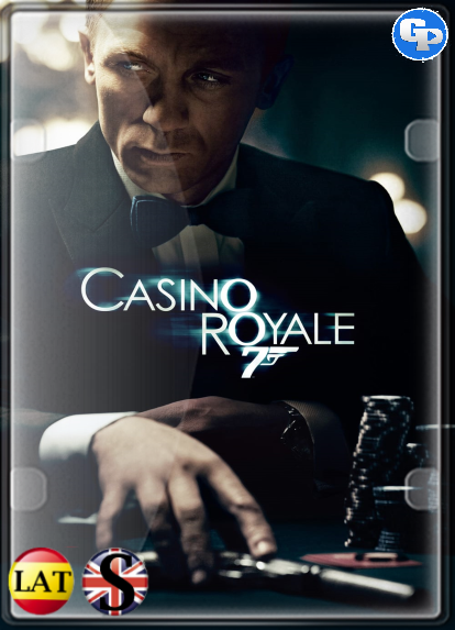 007: Casino Royale (2006) HD 1080P LATINO/INGLES