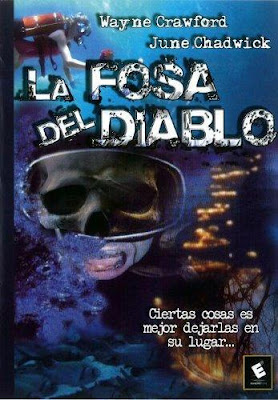 The Evil Below 1989 DVD R2 PAL SPANISH