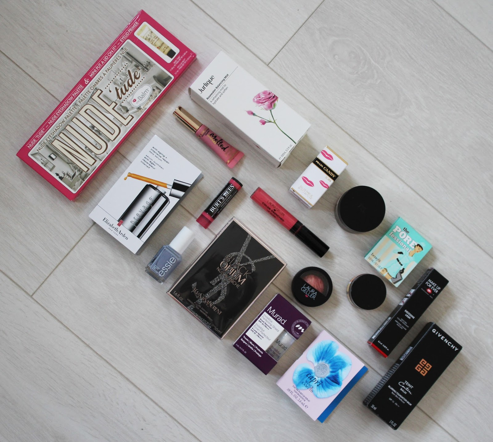 Debenhams Beauty Press Day - SS16 25 - Goodie bag