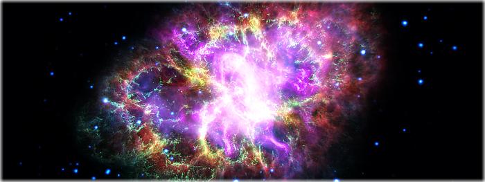 Nebulosa do caranguejo - Nova Imagem