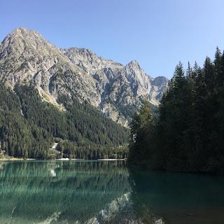 Lago di Anterselva, Passo Stalle