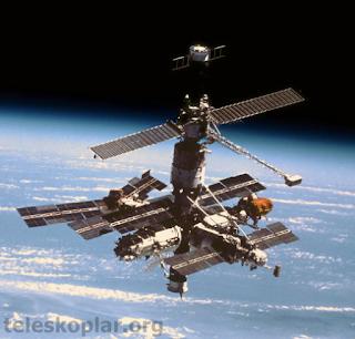 Mir uzay istasyonu nedir?