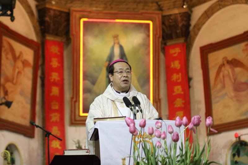 china catholic