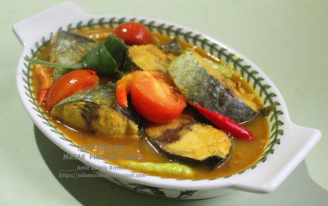 Ikan Tongkol Masak Pindang Tumis