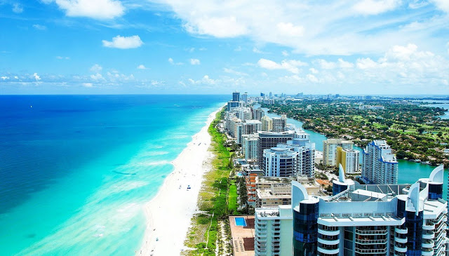 clima y el tiempo de Miami en verano