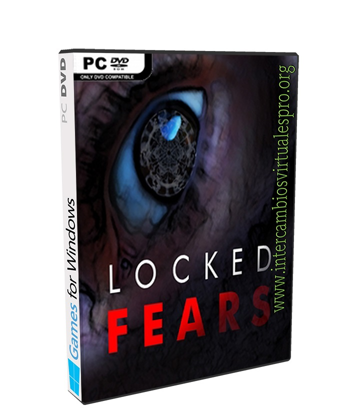 Locked Fears poster box cover