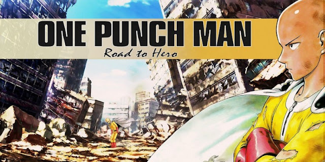 One Punch Man: Road to Hero (OVA) (2015)