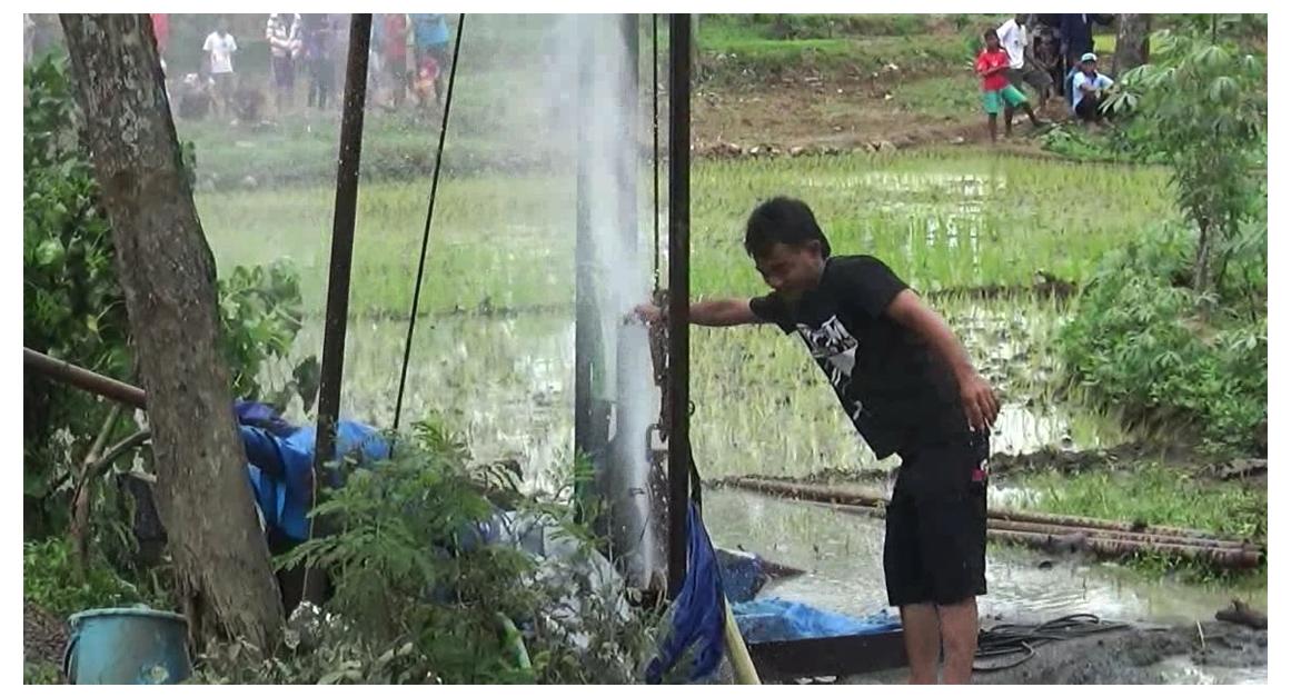 Sumur Bor Bengkulu