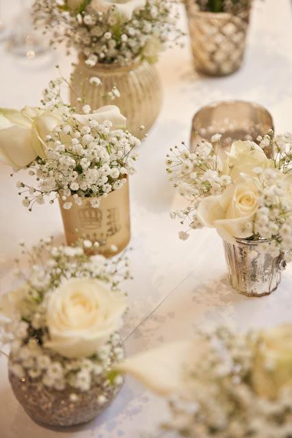 casamento no estilo vintage dourado