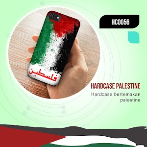Custome Case 3D Iphone 7 Design Save Palestina 02