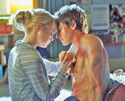 Andrew Garfield Workout And Diet Secret Muscle World