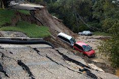 Kerla, landslide