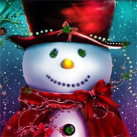 Play Hidden Object Games-Merry Christmas Hidden Wreath