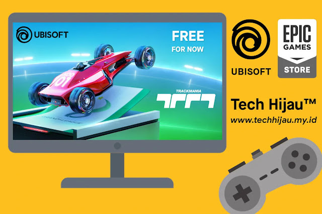 Thumbnail Game Trackmania Gratis Edisi Starter Access di Ubisoft dan Epic Games