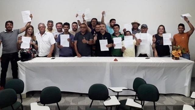 PL se reúne, traça chapa para vereador, e ratifica nome de Jamerson Ferreira para prefeito de Patos
