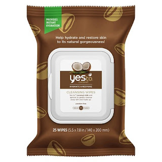 Yes to Coconuts wipes