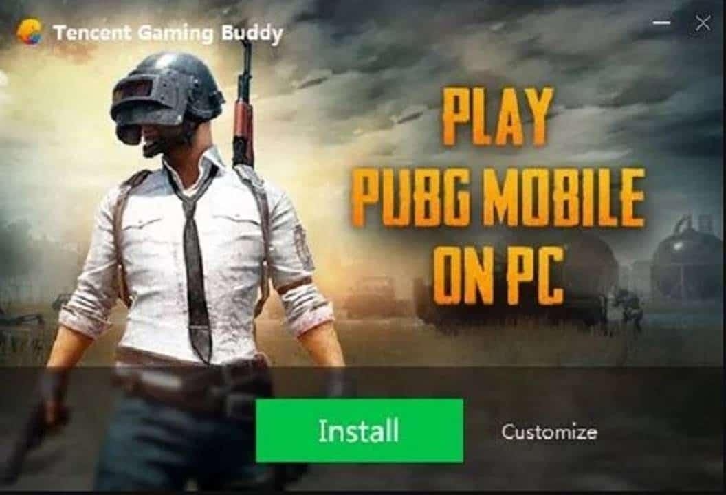 Cara Install Tencent Gaming Buddy untuk Main PUBG Android di PC