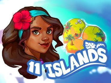 تحميل لعبة Eleven Islands