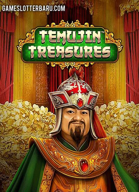 Main Game Slot Terbaru Demo Temujin Treasures (Pragmatic Play)