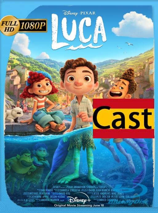 Luca (2021) DSNP [WEB-DL 1080p] Español Castellano [Google Drive]
