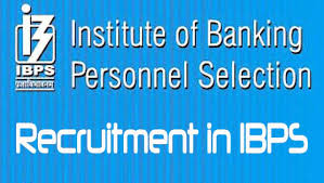 IBPS Recruitment 2019