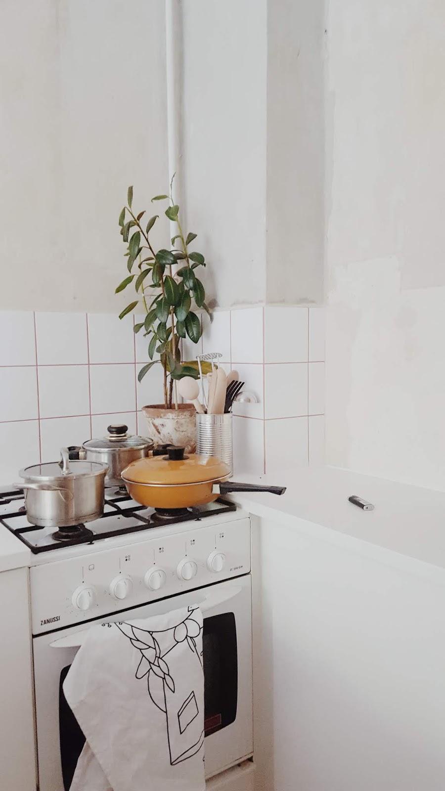 Kuchnia Ikea I Wabi Sabi Apetyczne Wnętrze Blog Wnętrza