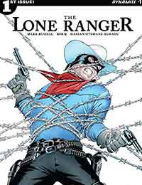 The Lone Ranger (2018)