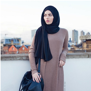 Fesyen Hijab Moden dan Praktikal