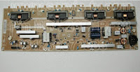 Power supply LA40B530P7M BN 44-00264C