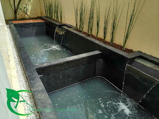 jasa renovasi kolam , jasa buat kolam , jasa pembuatan filter kolam